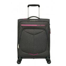 Valise American Tourister Summerfunk 55cm Neon Pink Maroquinerie Lika