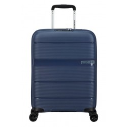 Valise American Tourister Linex 55cm Deep Navy Maroquinerie Lika