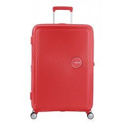 Valise American Tourister Soundbox 77cm Coral Red Maroquinerie lika