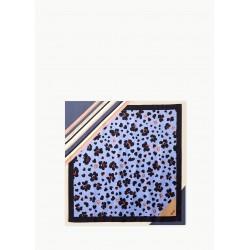 Foulard Imprimé Liu Jo 2A0019 Bleu