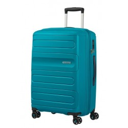 Valise American Tourister Sunside 68cm Teal maroquinerie lika