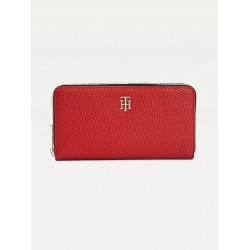 Portefeuille Tommy Hilfiger AW0AW09021 Rouge Maroquinerie Lika