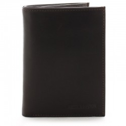 Portefeuille/Porte papier Arthur&Aston 1589-423 chataigne maroquinerie lika