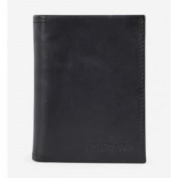 Portefeuille Arthur&Aston 1589-801 noir maroquinerie lika