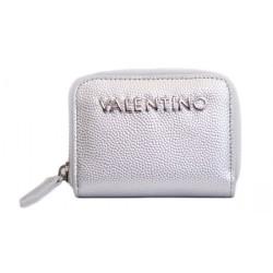 Porte monnaie Valentino Divina Argent maroquinerie lika