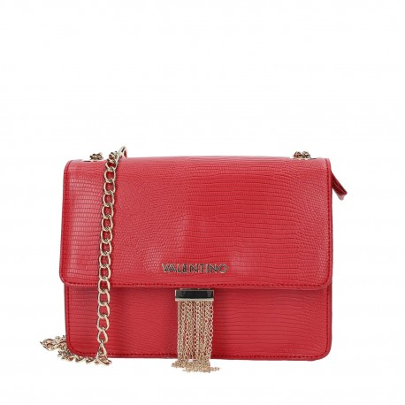 Sac Bandoulière Valentino VBS4I602N Rosso Maroquinerie lika