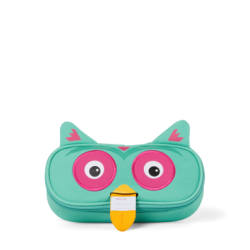 Trousse Scolaire AffenZahn Owl Maroquinerie Lika