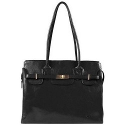 Sac Shopping Katana 82529-01 Noir Maroquinerie Lika