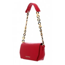 Besace Valentino Prue Rosso Maroquinerie Lika